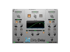 Metric Halo MH Dirty Delay Plug-in