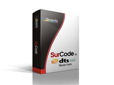 Minnetonka SurCode Encoder for DTS-HD for Compressor