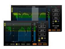 NUGEN Audio VisLM Loudness Metering Plugin