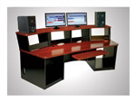 Omnirax Force40 Workstation