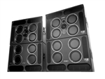 PMC Loudspeakers QB1-XBD-A THE Main Monitor with XBD cabinet- Pair
