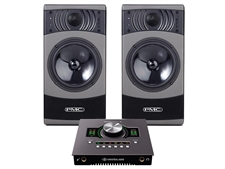PMC result6 and UA Apollo Twin X QUAD Heritage Edition Studio Recording Bundle