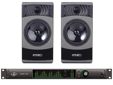 PMC result6 + UA Apollo x16 Heritage Edition Studio Recording Bundle
