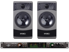 PMC result6 + UA Apollo x8p Heritage Edition Studio Recording Bundle