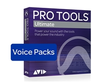 Avid Pro Tools | Ultimate 256 Voice Pack - Perpetual