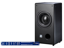 "Quested SB10R MkII Active 10"" Subwoofer & Controller"