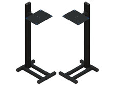 Sound Anchors ADJ2 Adjustable Monitor Stands