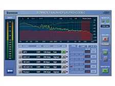 Sonnox Fraunhofer Pro-Codec Plug-in