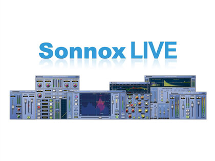 Sonnox Live Bundle - For Avid Live Consoles