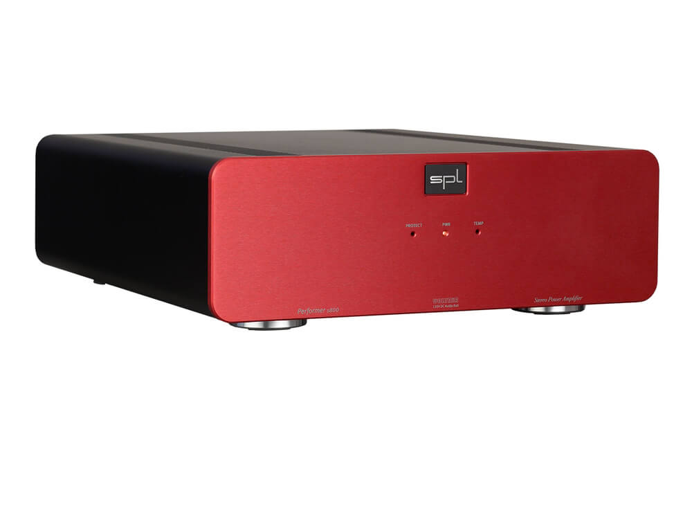 SPL Professional Fidelity Performer S800 Stereo Power Amplifier