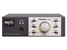 SPL Phonitor Mini 120 Volt Headphone Amplifier