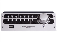 SPL SMC Stereo & 5.1-Surround Monitor Controller