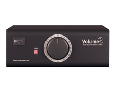 SPL Volume 2 High-End Stereo Volume Controller