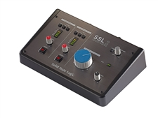 Solid State Logic SSL 2 - 2-In / 2-Out USB Audio Interface