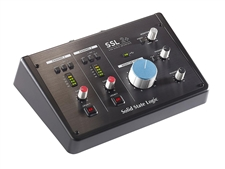 Solid State Logic SSL 2+ - 2-In / 4-Out USB Audio Interface