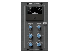 SSL G-Series Stereo Bus Compressor for 500 Series