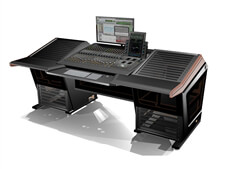 Sterling Modular Plan B Workstation for Avid S6 - 3 Bay