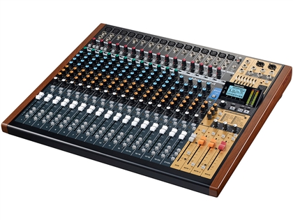 Tascam Model 24 - Multitrack Recorder / Mixer / Interface