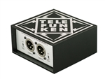 Telefunken TDP-2 Stereo Passive Direct Box