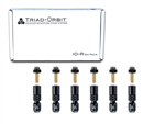 Triad-Orbit IO-R - IO Retrofit Quick Change Coupler (6 PACK)