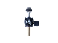 Triad-Orbit M2 - Short Stem Hanging Microphone Adapter - B-Stock