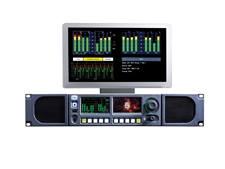 TSL PAM2 MK2 Precision Audio Monitoring Unit