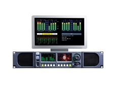 TSL PAM2 MK2 Dolby Precision Audio Monitoring Unit