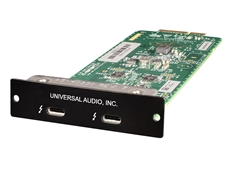 Universal Audio Apollo Thunderbolt 3 Option Card