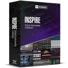 Waves Inspire Virtual Instruments Collection Plug-in Bundle