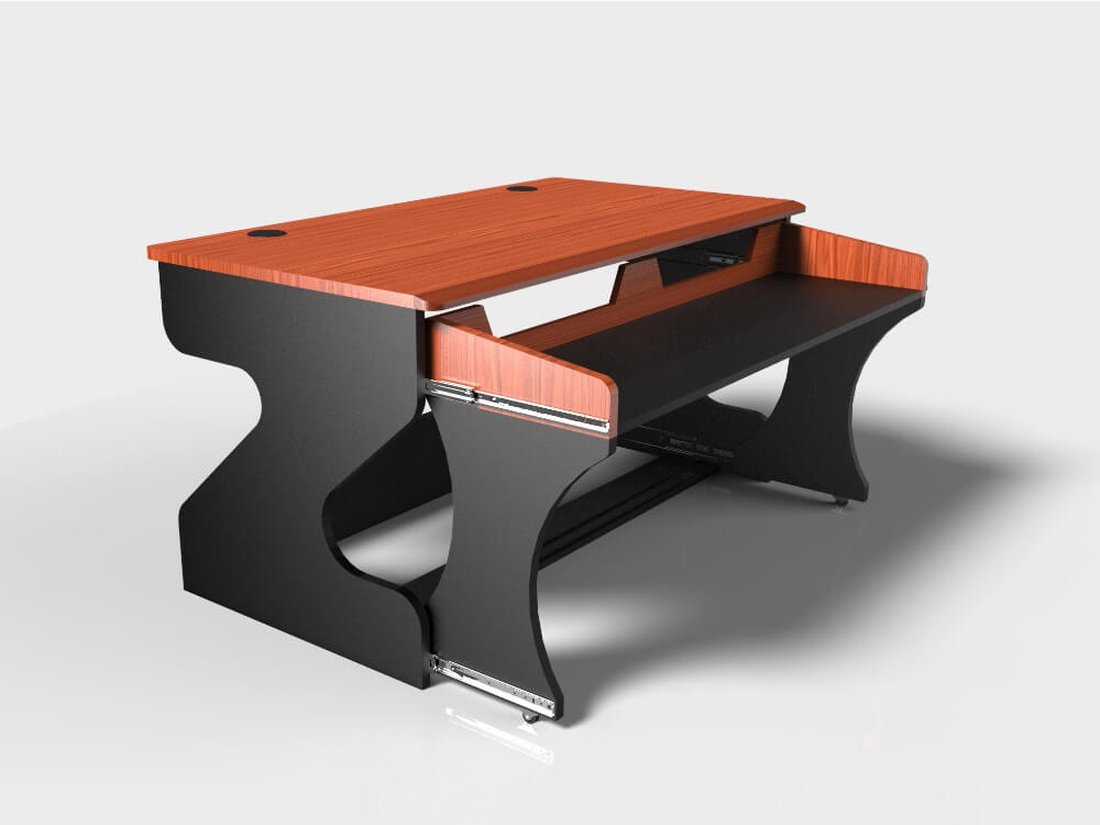 Zaor Miza M Studio Workstation Desk