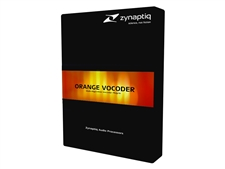 Zynaptiq Orange Vocoder AU Plug-In