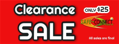 Clearance SALE Product
