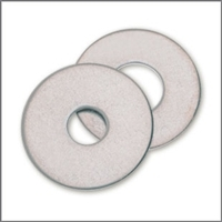 "Flat Washer 9/16"" x 1"" (316 Stainless)"