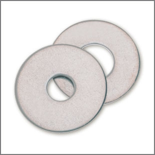 "Flat Washer 5/16"" x 3/4"" (316 Stainless)"
