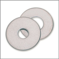 "Flat Washer 3/8"" x 1"" (316 Stainless)"
