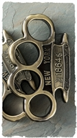 New York 1864 Metropolitan Police Knuckles