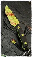 Microtech Currahee Fixed Blade S/E ZOMBIE SN003