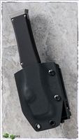 Microtech Kydex Belt Sheath For HALO 6 Black Kydex