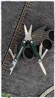 Leatherman Micra, Green, 64350101K