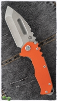 Medford Praetorian G Orange G10 Top Ti Chassis