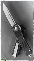 Microtech Combat Troodon T/E 144-10 Stonewash Blade