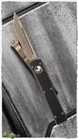 Microtech UTX-70 T/E 149-13AP Bronzed Apocalyptic Blade