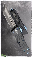 Microtech Troodon Hellhound 619-1DLCTI Signature Series
