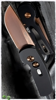 Protech CalMigo 2203RG LTD Rose Gold Blade & Hardware
