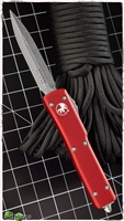 Microtech UTX-70 D/E 147-10APRD AP Blade RED Handle