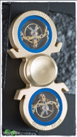 Brass Tourbillion Spinner