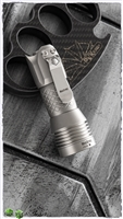 MecArmy PS16 Titanium 2000 Lumens EDC Flashlight