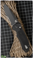 Benchmade Triage AXIS Lock Knife Black G10 9160SBK