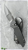 Protech Tactical Response TR-3 X1.6 Automatic Stainless Steel Compound Grind Scales