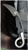 CRKT Provoke Kinematic Morphing Karambit Folding Knife Tactical Kit